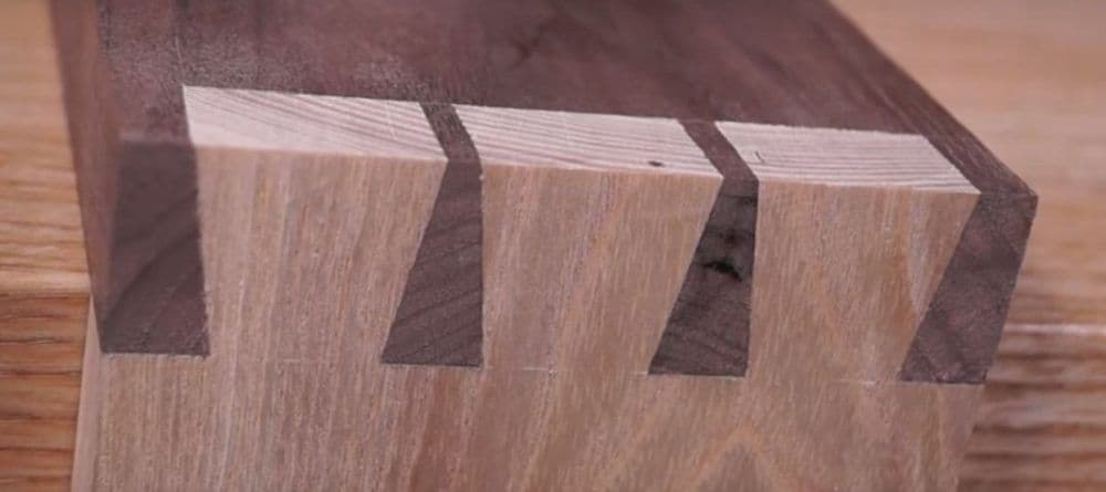 How To Cut Dovetail Joints By Hand A Guide