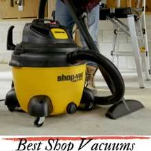 Best shop vac reviewed