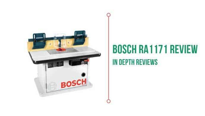 Bosch ra1171 review for professionals